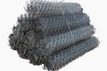 Сетка рабица стальная 2,0мм, 60*60 (1,5*10)
