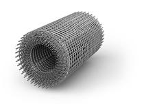 Сетка сварная стальная р-р 1,0*25 м., яч. 25*25