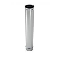 Трубы одностенные 1,0 метра