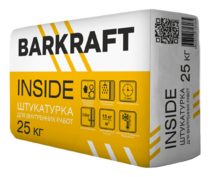 Штукатурка цементная BARKRAFT INSIDE