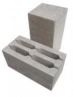 Керамзитобетонный стеновой блок  380*190*188