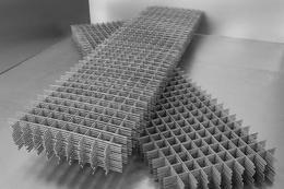 Сетка кладочная ВР1 d3 размер 380*2000 яч.100*100