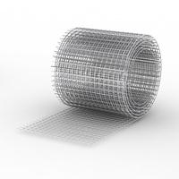 Сетка оцинкованная р-р 0,50*25 м., ячейка 50*50