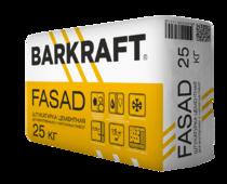 Штукатурка цементная BARKRAFT FASAD