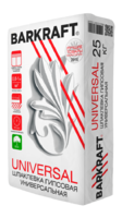 Шпаклёвка цементная BARKRAFT UNIVERSAL